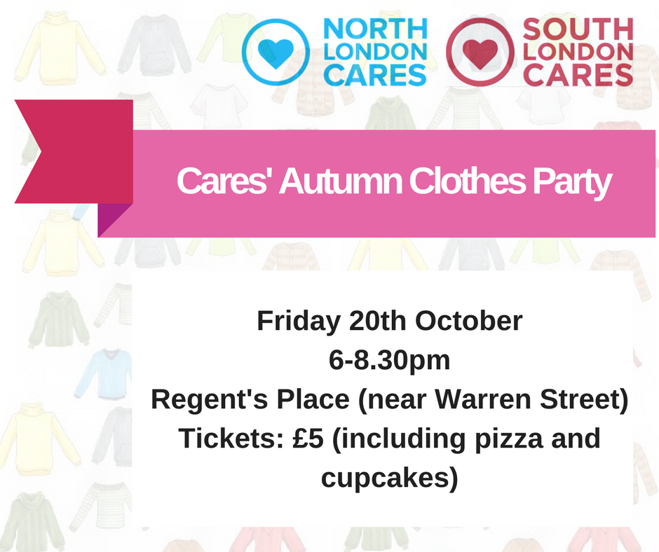 Cares Autumn Clothes Swap 10